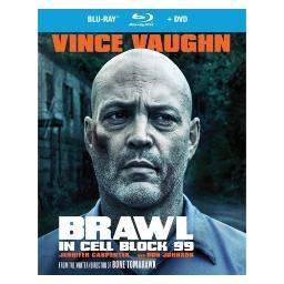 Brawl in cell block 99 (blu ray/dvd combo) (ws/1.85:1/16x9) BRBRE10246