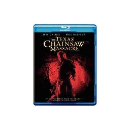TEXAS CHAINSAW MASSACRE (BLU-RAY) 794043131615