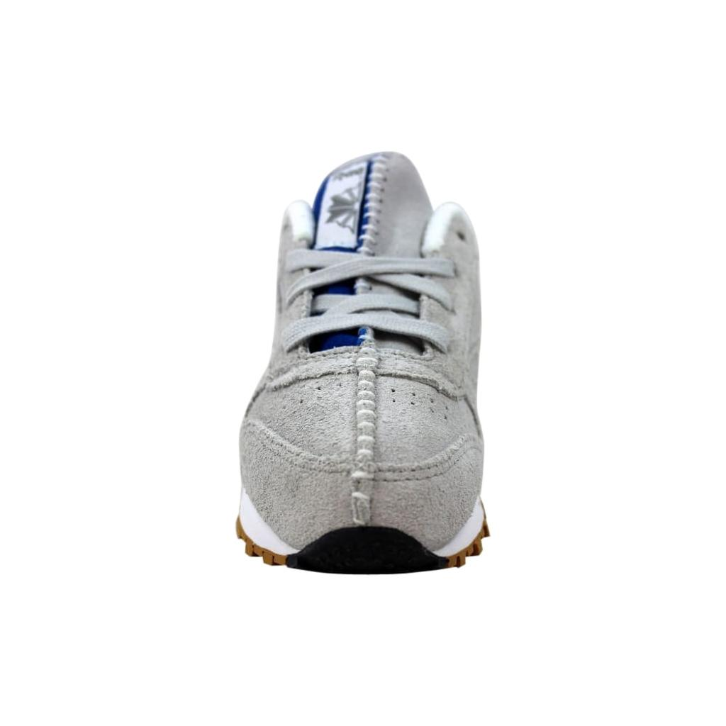 ee2609d0cca2d Reebok Reebok Classic Leather Kendrick Lamar Special Soft Grey Royal-Red-White  BD5371 Toddler