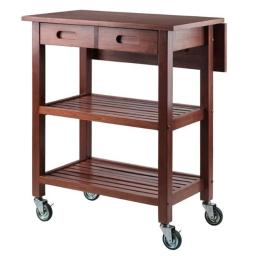 Winsome 94734 Jonathan Kitchen Cart