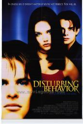 Disturbing Behavior Movie Poster (11 x 17) MOVID7925
