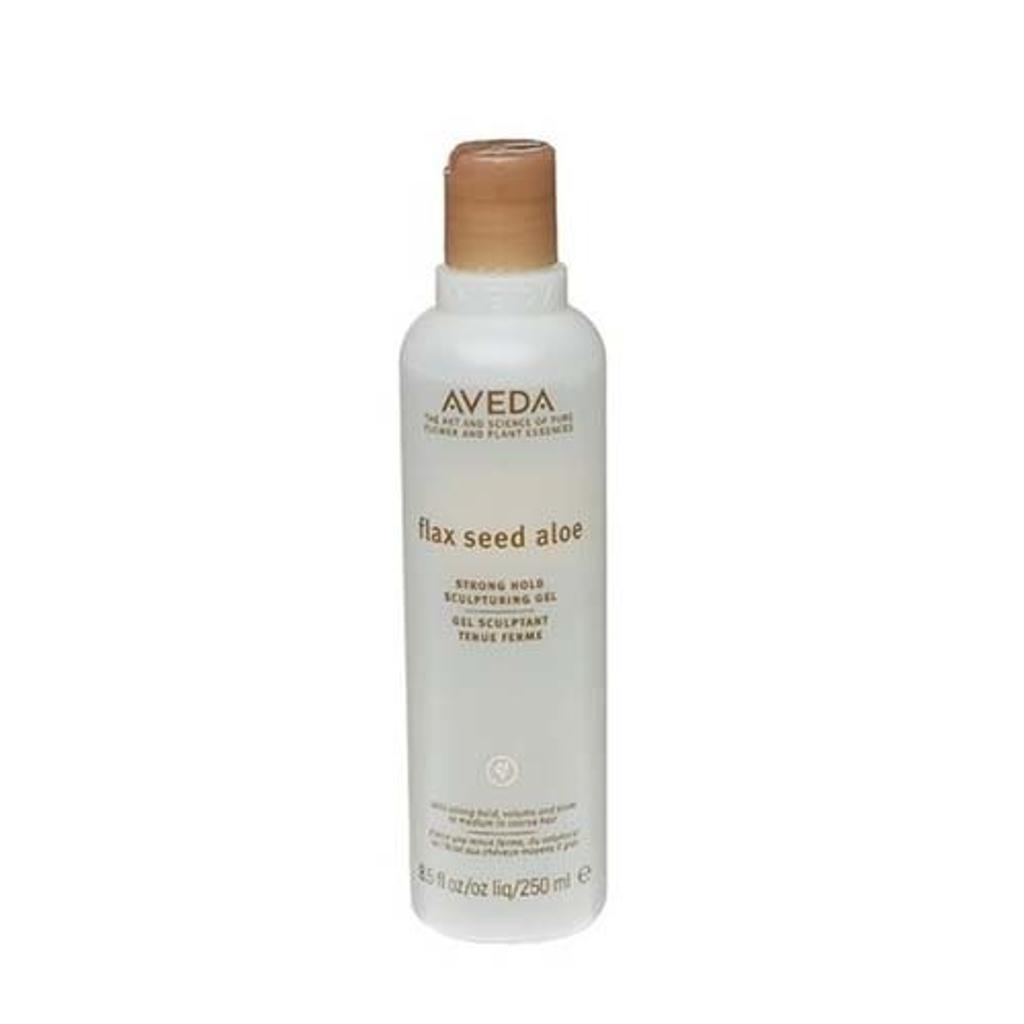Aveda  Flax Seed Aloe Strong Hold Sculpting Gel  8.5 Oz