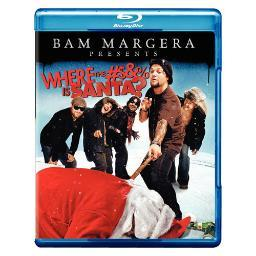 Bam margera presents-where #$&% is santa (blu-ray/ws-4:3 trans) BR40668