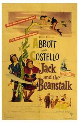Abbott and Costello, Jack and the Beanstalk, c.1952 Movie Poster (11 x 17) LLWIE1FGAX7PAKGJ