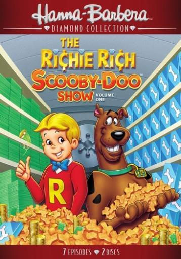 Richie rich/scooby-doo hour-volume 1 (dvd/2 disc/re-pkgd) ALP7I6GKMLMDQMDF