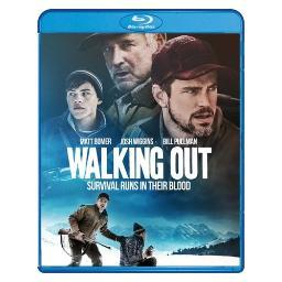 Walking out (blu ray) (ws/1.78:1) BRSF18335