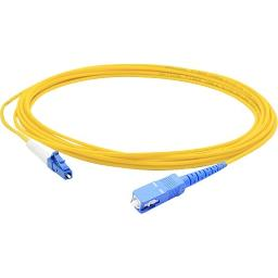 Add-On-Computer Peripherals, L Add-Sc-Lc-5Ms9Smf Addon 5M Single-Mode Fiber (Smf) Simplex Sc/Lc Os1 Yellow Patch Cable