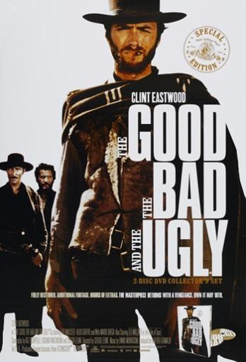 The Good, The Bad, and the Ugly Movie Poster (11 x 17)