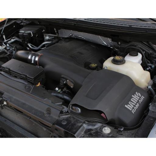 Banks Power 11-14 For Ford F-150 3.5L EcoBoost Ram-Air Intake System 6NJVDKN5QWYN8XSQ