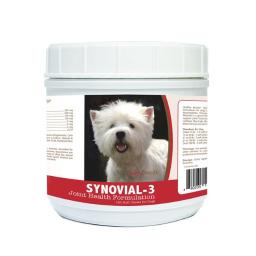 Healthy Breeds 840235116585 West Highland White Terrier Synovial-3 Joint Health Formulation, 120 Count