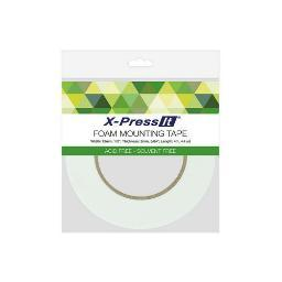 Copic/imagination internl ft12 x-press it double sided foam tape (1/2 x 4.4 yd)