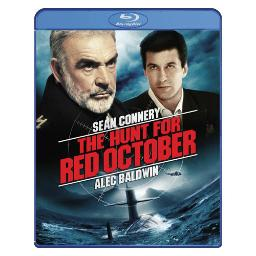 Hunt for red october (blu ray) BR137628