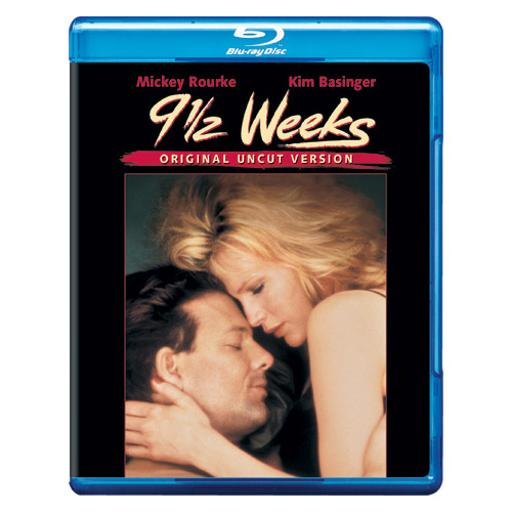 9 1/2 weeks (blu-ray/uncut version) 1290136