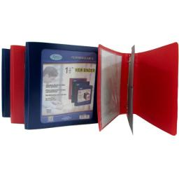 """1.5"""" View Binders - Assorted Colors"""