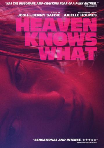 Heaven knows what (dvd) DV02RIHLHLEDIHLC