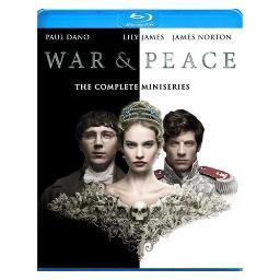 War & peace (blu-ray/2 disc) BR64436