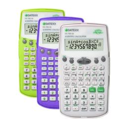 Teledex DS-700-2 Line LCD Display 224 Function  Scientific with Equation  Fraction Calculation