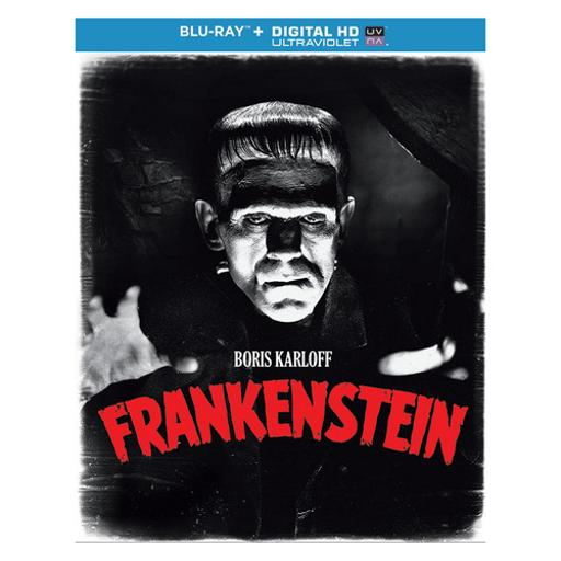 Frankenstein (blu ray w/digital hd/uv) XCPGBSHF4VZAYO6Y