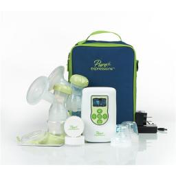 Drive Medical rtlbp2000 Pure Expressions Dual Channel Electric Breast Pump