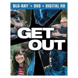 Get out (blu ray/dvd w/digital hd) BR61186220