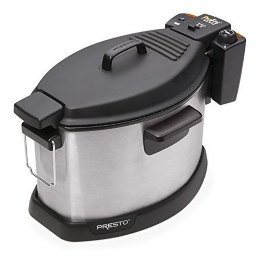 Presto 05487 electric turkey fryer 4.2lt