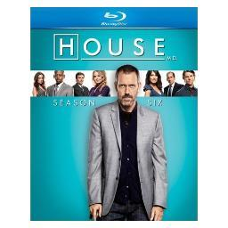 House-season 6 (blu ray/5discs/ws) BR61113015