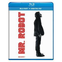 Mr robot season 1 (blu ray w/digital hd) (2discs) BR61173094