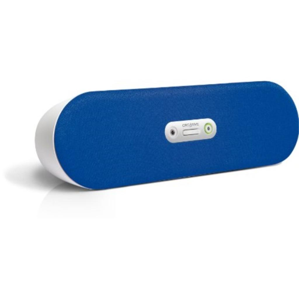Creative D80 Wireless Bluetooth Speaker - Blue (51MF8130AA012)