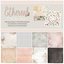 """49 and Market EC88855 Collection Pack 12""""X12""""-Ethereal, Multi"""