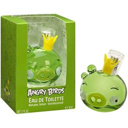 Air-Val International King Pig Angry Birds Eau de Toilette Spray, 1.7 Ounce