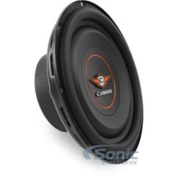 "Cadence SLW10S4 10"" Single 4-Ohm Slim Mount Series Subwoofer"