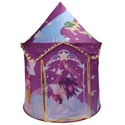 Portable Baby Princess Castle Play Tent