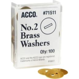ACC71511 - Acco Solid Round Head Washer