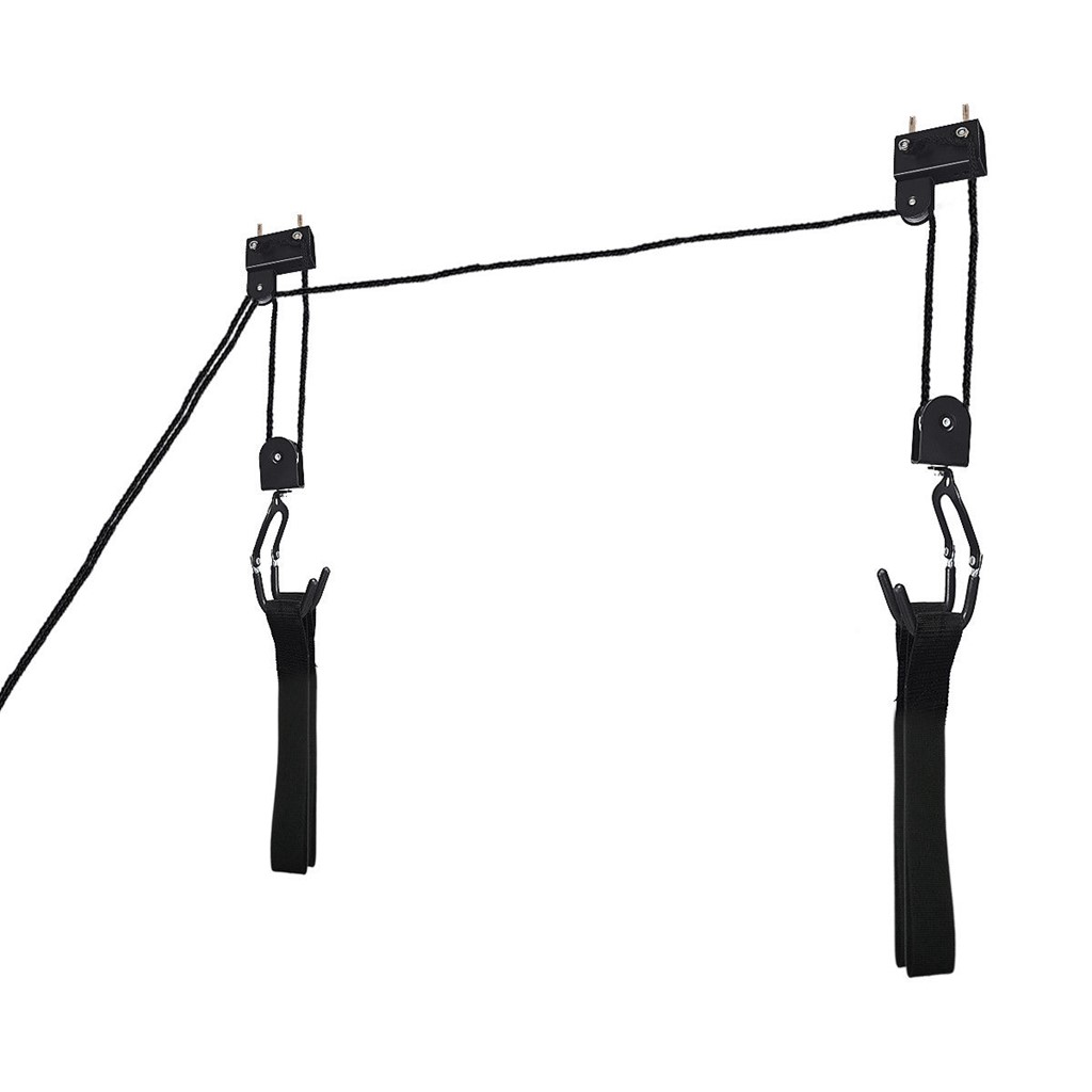 Bicycle Garage Storage Lift Kayak Hoist Hanger Rack