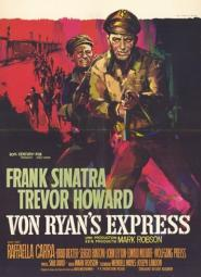 Von Ryan's Express Movie Poster (11 x 17) MOV235666