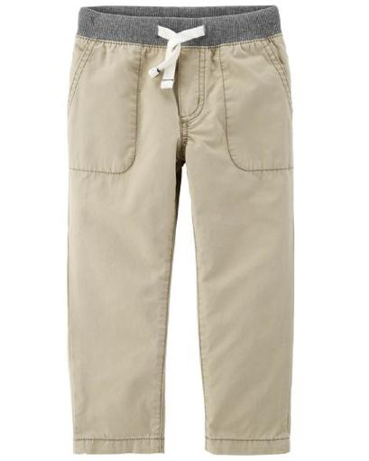Carter's Big Boys' Everyday Pull-On Pants