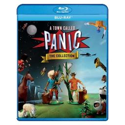 Town called panic-double fun (blu ray) (ws/1.85:1) BRSF18473