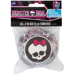 Standard Baking Cups-Monster High 50/Pkg W4156677
