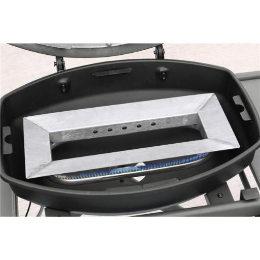 Pantera Portable Gas Grill with Folding Cart