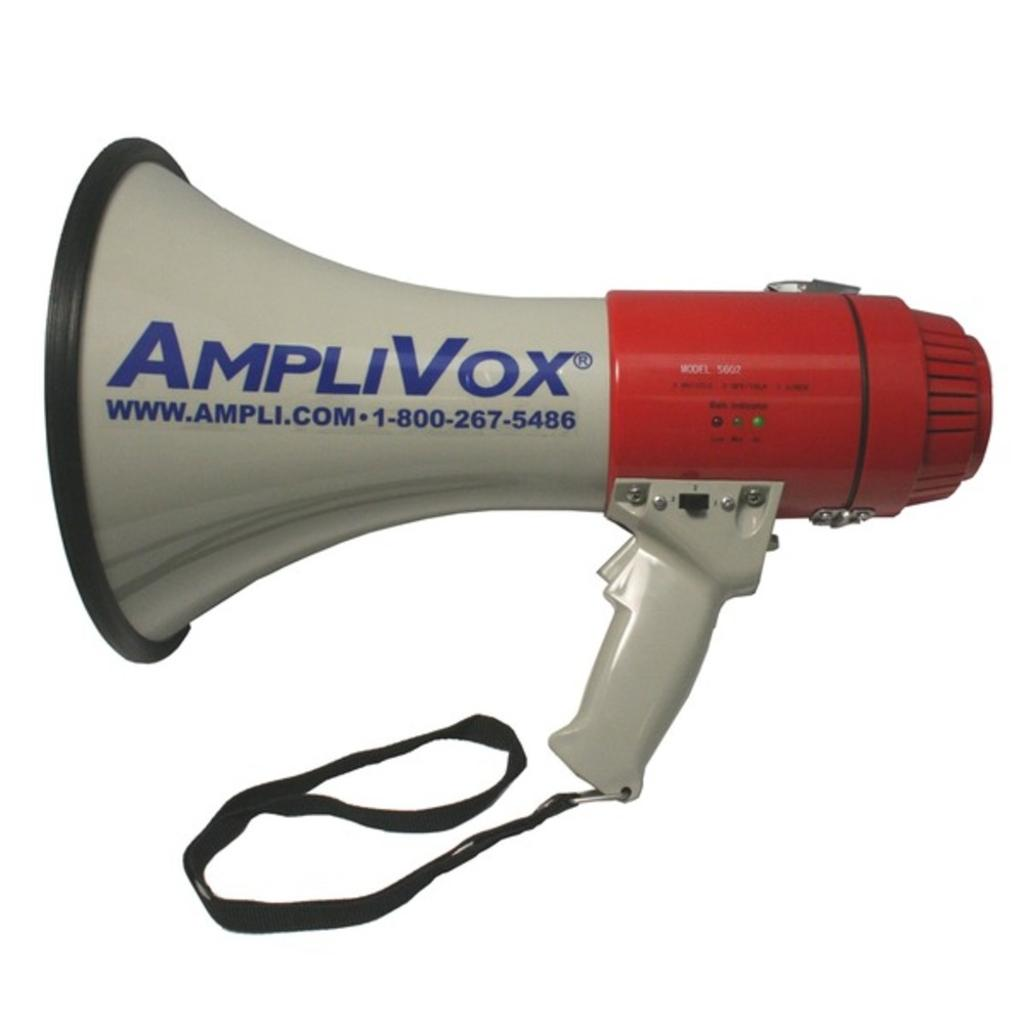Amplivox(r) amplivox s602 mity-meg 25-watt megaphone