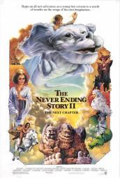 NeverEnding Story 2: The Next Chapter Movie Poster Print (27 x 40) MOVEF8305