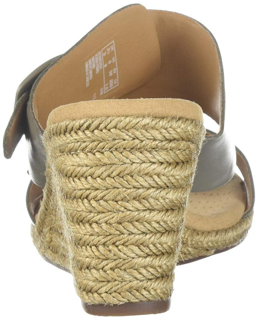 e0542a0671e1 Clarks Clarks Lafley Devin Wedge Espadrilles Sandals