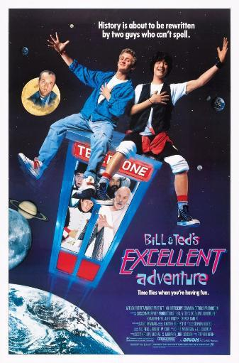 Bill & Ted'S Excellent Adventure Photo Print 1009228