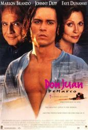 Don Juan DeMarco Movie Poster (11 x 17) MOVGB85304