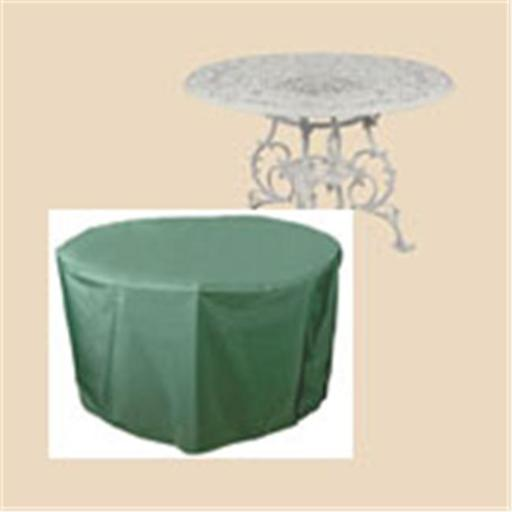 Round Table Cover - Green