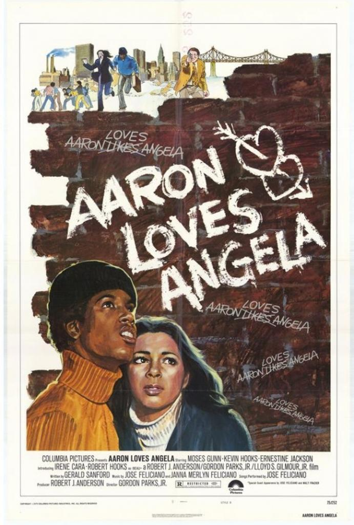 Aaron Loves Angela Movie Poster (11 x 17)
