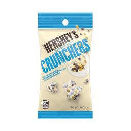 Hershey 9492935 1.8 oz Crunchers Cookie & Creme Snack Mix - pack of 8