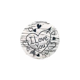 Spoontiques 13252 9 stepping stone  i love you