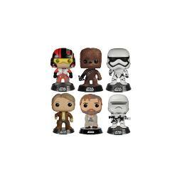 Funko Pop! Star Wars: Assorted Characters 6440R