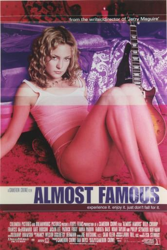 Kate Hudson in Almost Famous Movie Poster I Photo Print UBBAN1M7WOZKHHDW